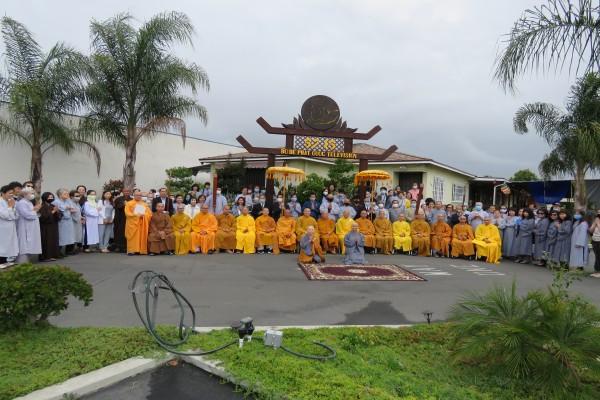 Thư mời Đại lễ lạc thành Ni viện Bồ Đề Phật Quốc, Đại giới đàn Thương Na Hòa Tu và Khai giảng năm học mới