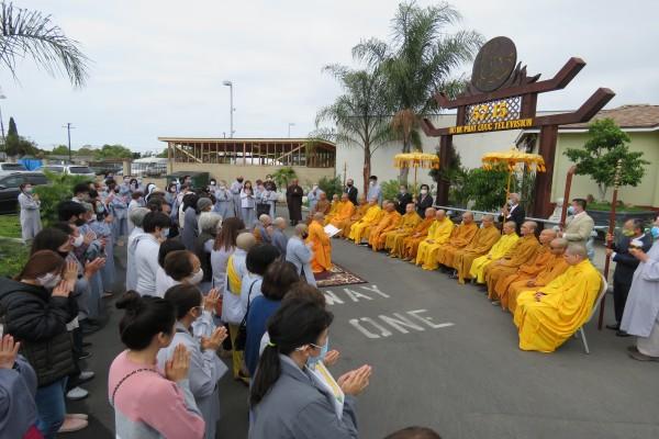 Chương trình Tuần Pháp hội Phật đản PL.2565
