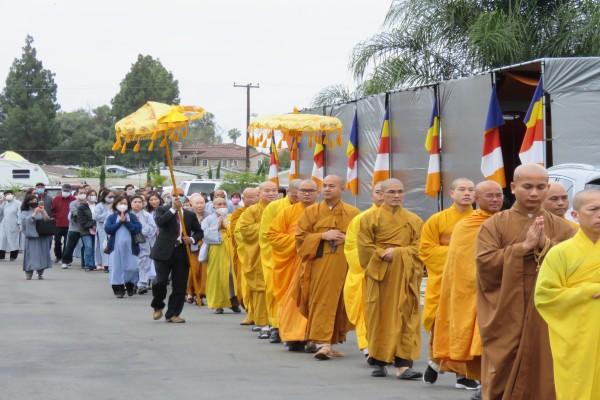 Bản tin Tuần Pháp Hội Phật Đản năm 2021
